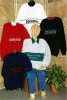 Sandee Cherry's Pattern Book Sweatshirt Strips Sport Designs II Sandees Kwik Knits