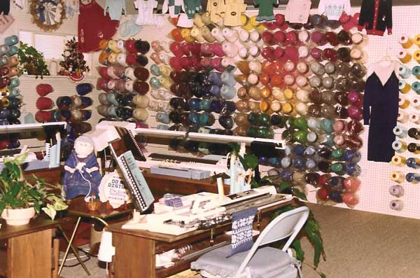 Machine Knitting Business Easy Patterns And Books By Sandees Kwik
